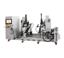 DINCMAK DRT.D2.CNC Двусторонний шипорезный станок с ЧПУ