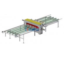 Гильотина для шпона (роторная) Vantec. Модель GRAP 2800