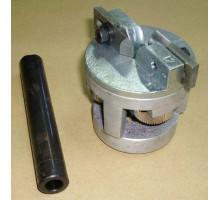 Комплект инструмента (головка с ножами + трубч направл) для изготовления шкантов ф12 мм для FS-18