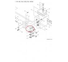 53651DFA0200 Электромагнитный клапан поз. №12 для IW-80S