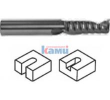 Фрезы концевые спиральные твердосплавные пазовые ONSRUD. Серия 63-800 по пластику