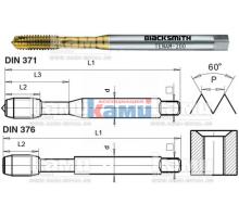Метчик машинный серия TENAM (Blacksmith)