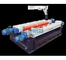 Окорочные станки для чураков (дебаркеры) Vantec. Модели DTH R-2800 и D 500 R-2800