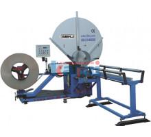 Спирально-навивной станок для производства воздуховодов SBKJ. Модель SBTF-1500