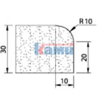Комплект инструмента по камню профиль А30 r10 Ghines