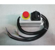 Блок управления 100х120х200мм для ленточнопильного станка BS 400Q (BS 400)