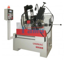 Автоматический станок для заточки дисковых пил с напайками UNIMAC. Модель 800AN