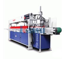 Прессы для сращивания по длине (автоматические) Beaver. Модели PSK 3100A, 4500A, 6000A