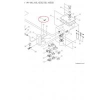 53656RP10A20AG Предохранительный клапан поз.№7 для IW-80S
