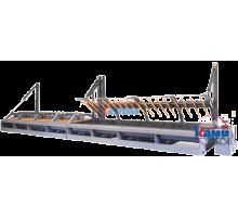 Прессы горизонтальные для бруса R1-6000-1300, R1-12000-1300
