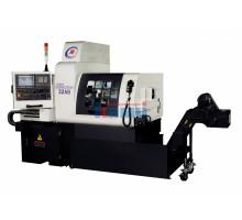 Автомат продольного точения с противошпинделем JINN FA. Модели JSL-26AB, JSL-32AB, JSL-42AB