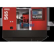 Токарный обрабатывающий центр EMCO. Модель S65 TCM