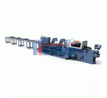 Пресс для сращивания по длине (автоматический) бесконечного типа QUADRO. Модель F-A01