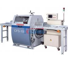 Автоматический торцовочный станок QUADRO. Модель CFS-100