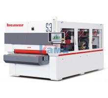 Рельефно-шлифовальный станок Beaver. Модель FHDR 1300
