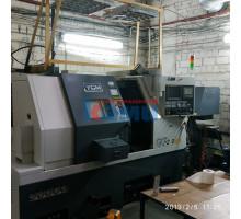 Токарный обрабатывающий центр с приводным инструментом YCM GT-250MA (Тайвань) БУ