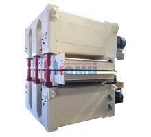 Двусторонний калибровальный станок для фанеры Beaver. Модели DPW 16R-R (R-RP)