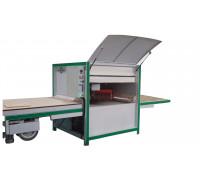 SDA-1100 Рельефно-шлифовальный станок