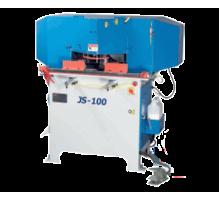 JS-100 Усозарезной 2-х пильный станок