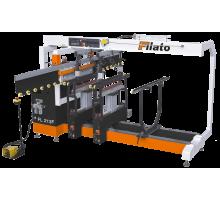 FILATO FL-213F Полуавтоматический сверлильно-присадочный станок