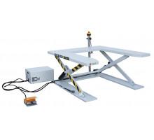U-образный гидравлический подъемный стол под европоддон