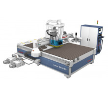 Beaver i-NEST BH PRO Обрабатывающие центры с ЧПУ с автоматическим толкателем