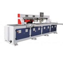 GQmac Master Joint 2500A4 Автоматический шипорезный станок для изготовления рамочных фасадов